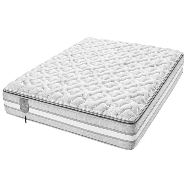 Colchao-para-Casal-Tamanho-King-de-Molas-Americanflex-Bed-Gel-193-x-203-x-36-cm