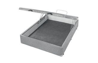 Cama-Box-com-Bau-Americanflex-Cinza-Serrana-Casal-138-x-188-x-40-cm