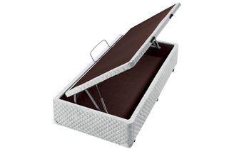 Cama-Box-com-Bau-Americanflex-Tapecado-Branco-Solteiro-88-x-188-x-40-cm