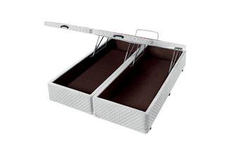 Cama-Box-com-Bau-Americanflex-Tapecado-Branco-Queen-158-x-198-x-40-cm