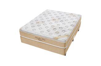 Cama-Box-para-Casal-com-Colchao-de-Espuma-D45-Americanflex-Clinoflex-Plus-138-x-188-x-64-cm