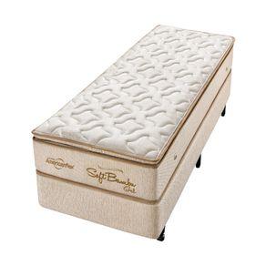 Cama-Box-para-Solteiro-com-Colchao-de-Molas-Americanflex-Soft-Bambu-Gel-One-Face-88-x-188-x-66-cm