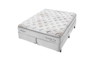 Cama-Box-Queen-c--Colchao-de-Molas-Americanflex-Spring-Up-Visco-158-x-198-x-67-cm