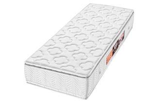 Colchao-de-Espuma-Minaspuma-Solteiro-Saude-D45-com-Pillow-Branco-78-X-188-X-22-cm