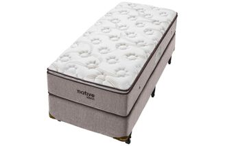 Cama-Box--Box---Colchao-de-Molas--Minaspuma-Solteiro-Native-Visco-Ensacado-108-X-198-X-70-cm