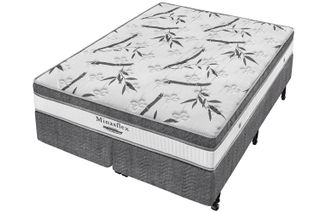 Cama-Box--Box---Colchao-de-Molas--Minaspuma-Queen-Minasflex-MC-Ensacado-158-X-198-X-66-cm