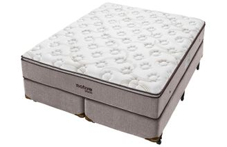 Cama-Box--Box---Colchao-de-Molas--Minaspuma-Queen-Native-Visco-Ensacado-158-X-198-X-70-cm