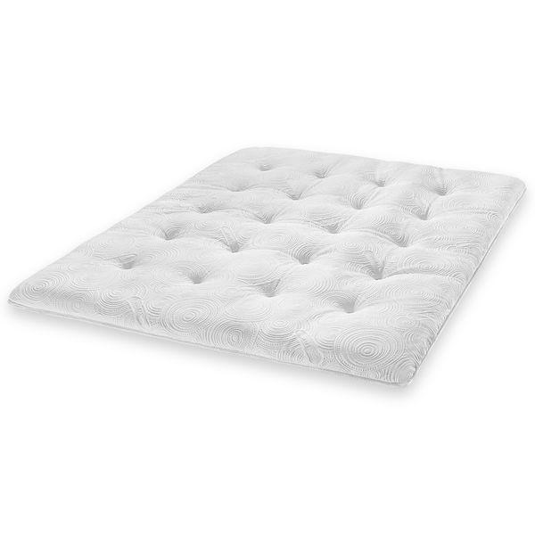 Pillow-Top-Avulso-Americanflex-My-Cloud-Casal-Espuma-HR-Hiper-AMX-9-cm---138x188
