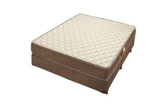 Cama-Box-Casal-Espuma-Americanflex-Pro-Coluna-II-D33-Com-Pillow-138x188x66-cm