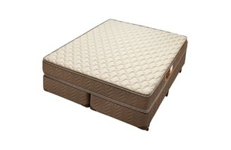 Cama-Box-Casal-Espuma-Americanflex-Pro-Coluna-II-D33-Com-Pillow-158x198x66-cm