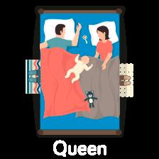 Box > Queen