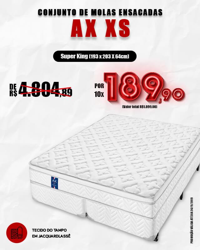 AX XS KING