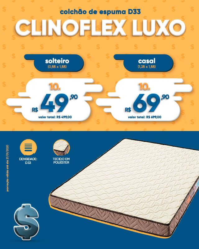 Liquida Tudo - Clinoflex Luxo