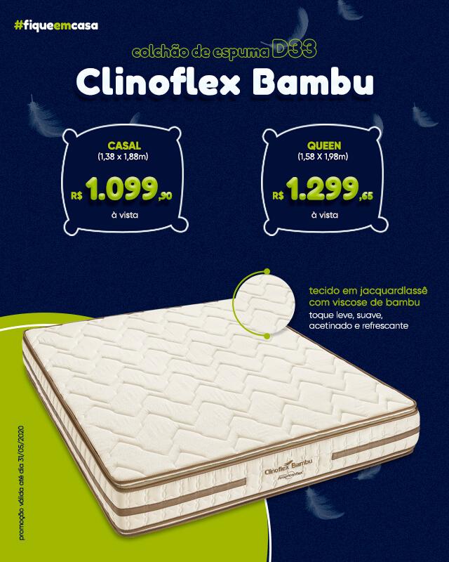 Clinoflex Bambu