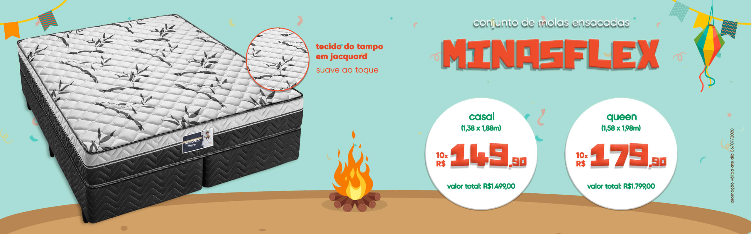 Minasflex - Renove seu conforto