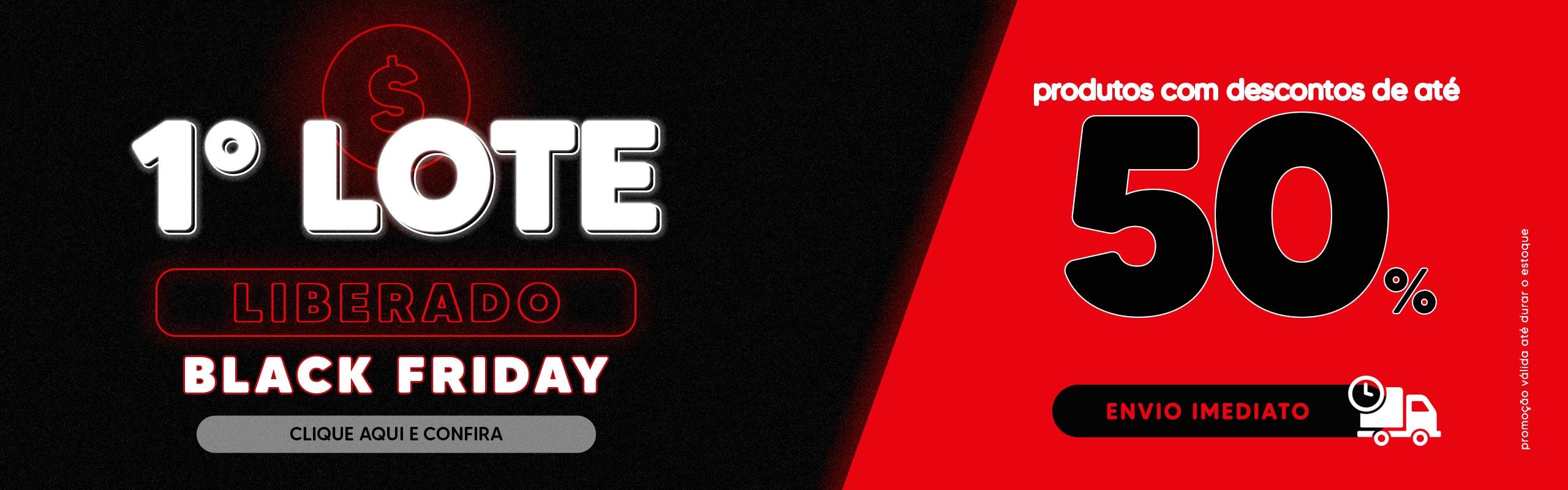 Black Friday 1º lote