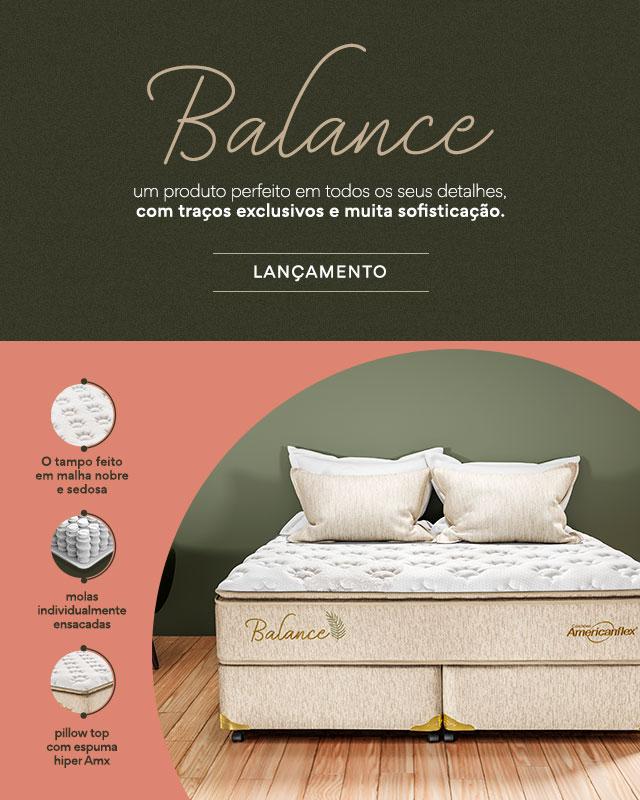 Lançamento Balance