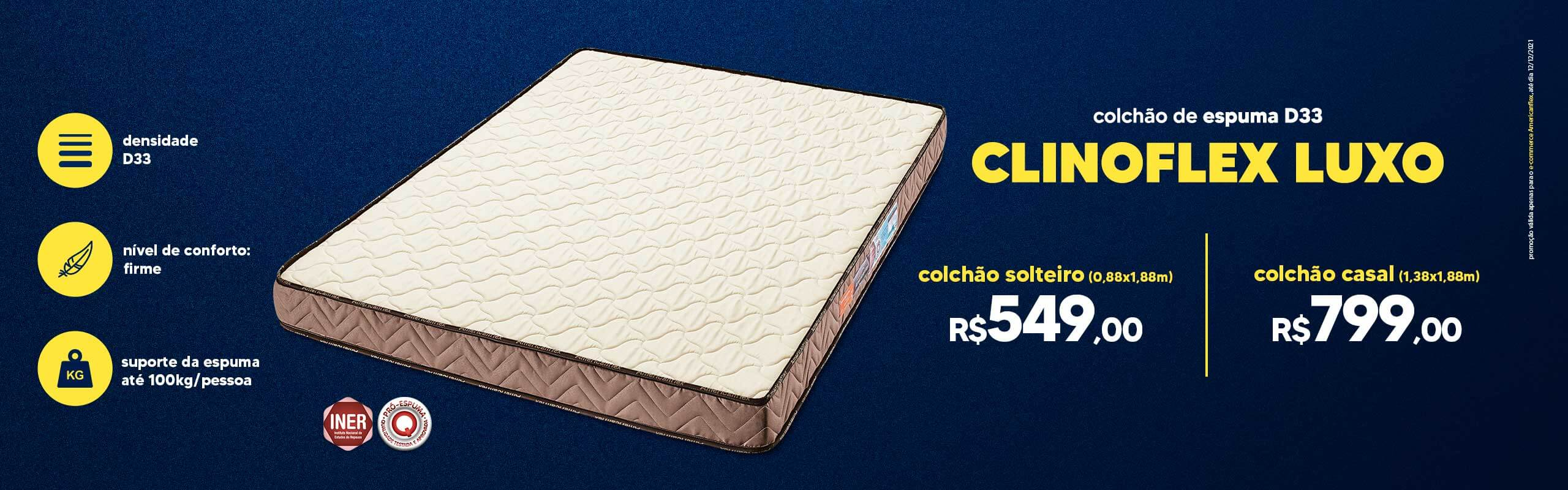 Clinoflex Luxo