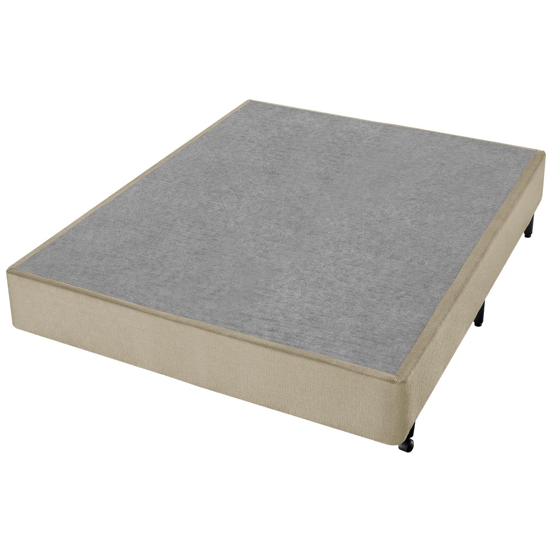 Conjunto Box Casal Molas Ensacadas Americanflex Eucalyptus II 138x188x70cm