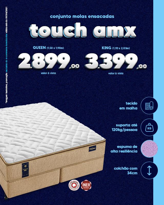 Touch Amx