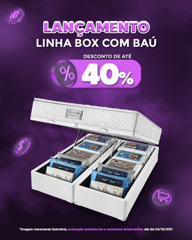 Conjuntos Box Bau